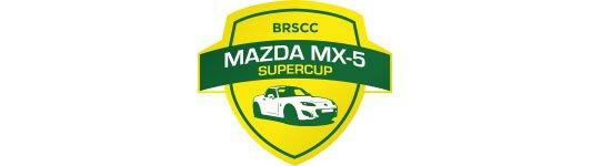 BRSCC Mazda MX-5 SuperCup